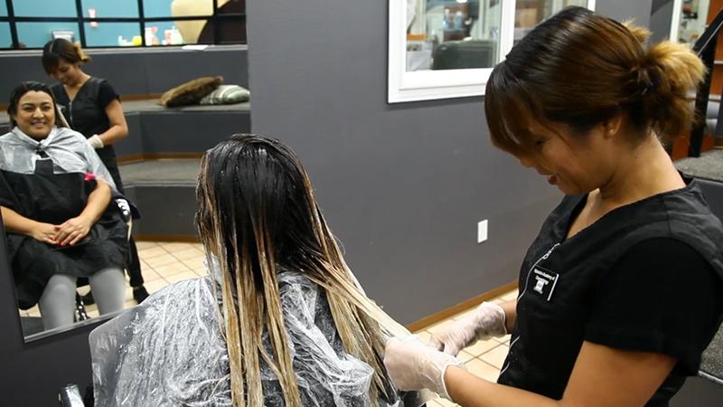 Hair Design Program